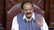 Venkaiah Naidu Says 'Women Don't Need Firearms, Others Will Protect You' in Rajya Sabha During Arms (Amendment) Bill 2019 Debate, Gets Called Out on Twitter