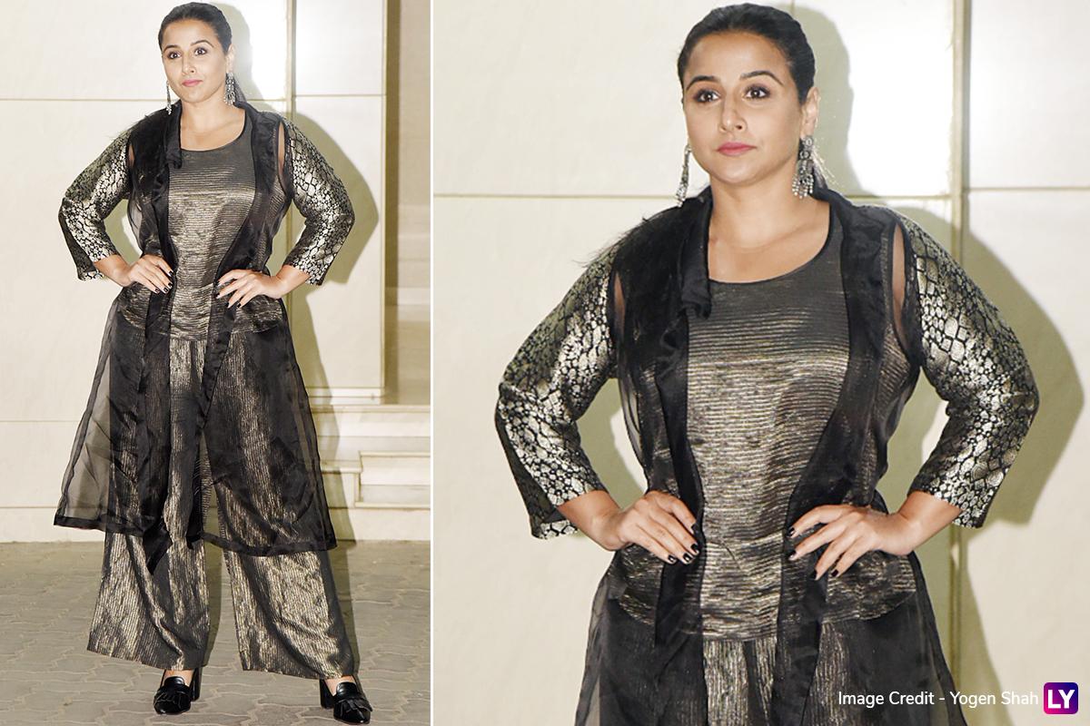 Vidya Balan in Bodhitree for Salman Khan's birthday bash