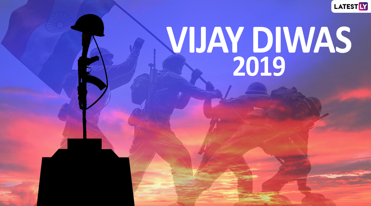 Vijay Diwas 2019: Date And Significance of Bijoy Dibosh, the Day When India Won the 1971 War Against Pakistan and Bangladesh Got Liberation