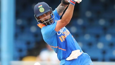 Virat Kohli Surpasses Jacques Kallis to Become Seventh Highest Run-Scorer in ODIs, Achieves Feat During India vs West Indies 3rd ODI 2019