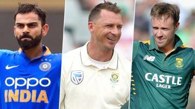 Dale Steyn Picks Virat Kohli, Ab de Villiers and Quinton de Kock As His Favourite Batsmen (See Tweet)