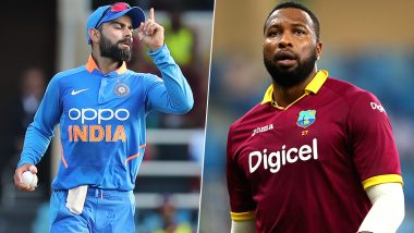 India vs West Indies 2nd T20I 2019, Toss Report & Playing XI: Windies Opt to Bowl as Hosts Field Unchanged Side