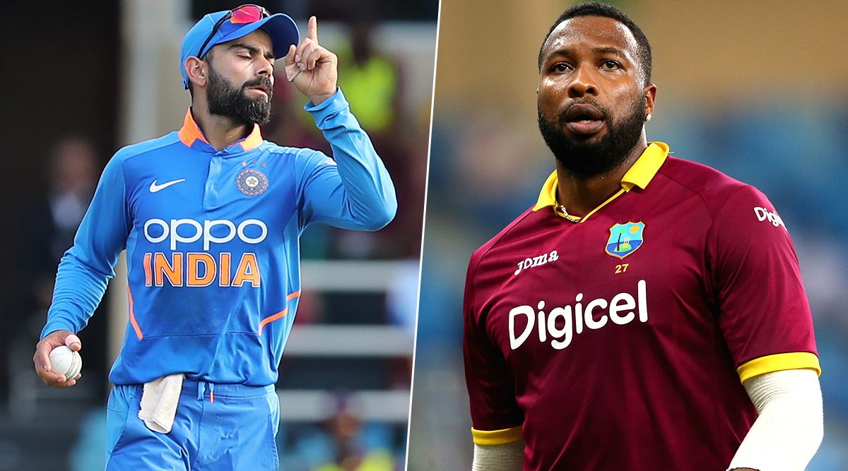 India vs West Indies 1st T20I 2019, Toss Report & Playing XI: Virat Kohli Opts to Bowl As Shivam Dube Holds His Place