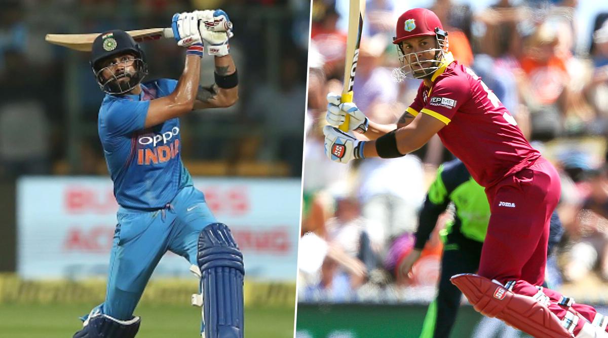 Cricket Week Recap: From Virat Kohli's Spectacular Knock to Lendl Simmons Fantastic Knock, A Look at Finest Individual Performances