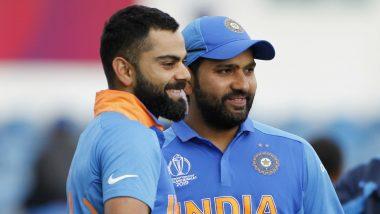 Rohit Sharma Matches Virat Kohli's Tally of Centuries Against Australia During IND vs AUS 3rd ODI 2020