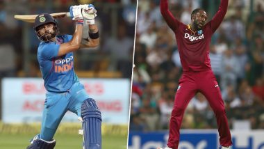India vs West Indies, 3rd T20I 2019: Virat Kohli vs Kesrick Williams & Other Exciting Mini Battles to Watch Out for in Mumbai