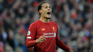 Virgil van Dijk Warns Liverpool Opponents Ahead of Their EPL 2019-20 Restart, Says 'With Two Wins, We Will Be Champions; but It Doesn't Stop There'