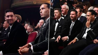 Ballon d'Or 2019: Virgil Van Dijk Shares Classy Instagram Post, Hails Lionel Messi and Cristiano Ronaldo As Greatest Footballers (See Post)