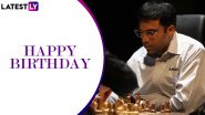 Viswanathan Anand Birthday Special: Interesting Facts About India's Chess Icon