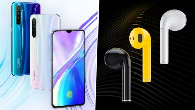 Realme X2 Smartphone, Realme Buds Air Wireless Earphones Launching Tomorrow in India; Prices, Features & Specifications