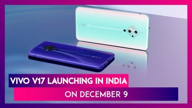 Vivo V17 With A Front Punch Hole Display & Super Night Mode Feature Coming To India On December 9