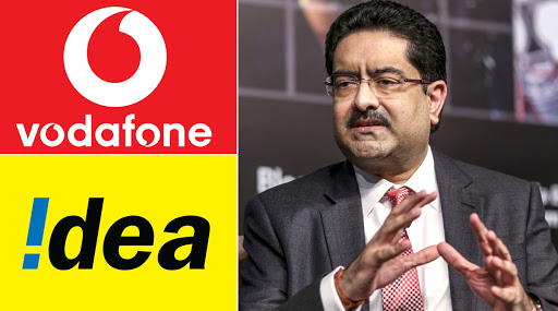 Vodafone-Idea Chairman Kumar Mangalam Birla Warns Centre of Business Closure in India, Says 'Will Have to Shut Shop if No Govt Relief'