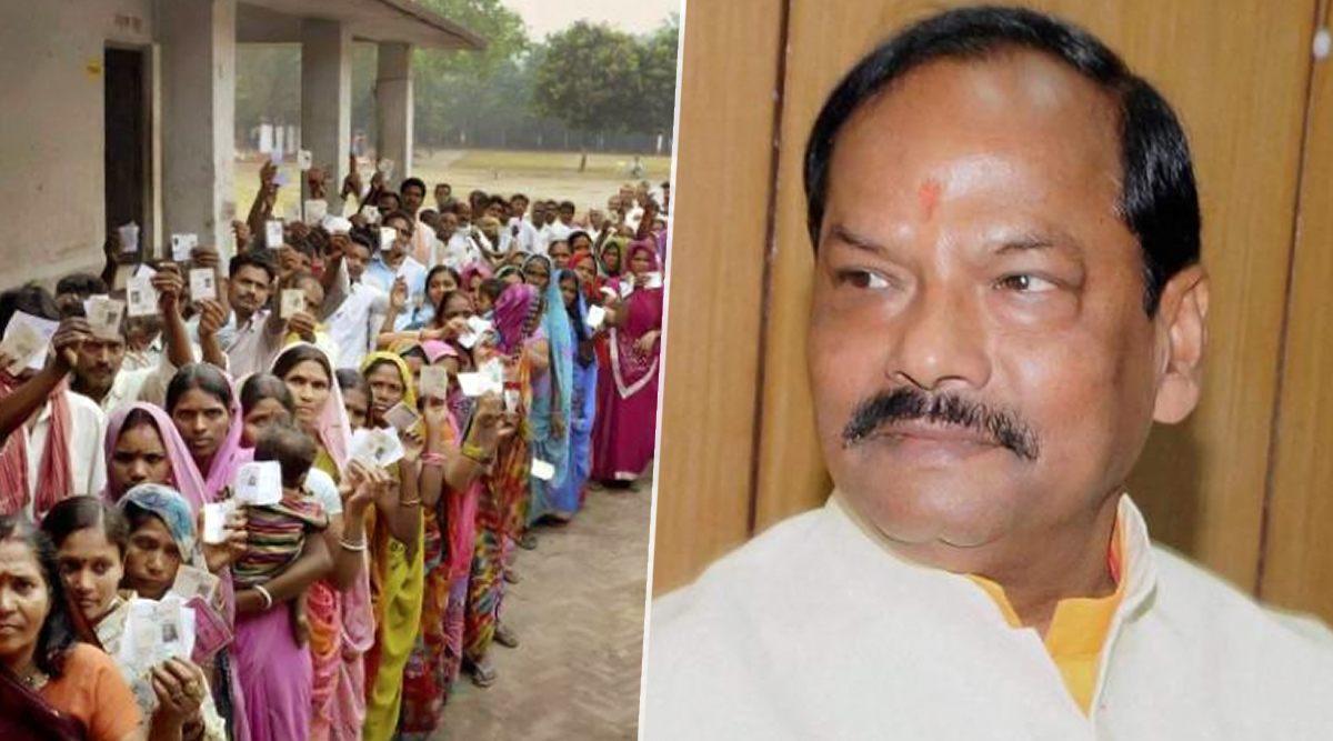 Jharkhand Assembly Elections 2019: Phase 2 Battle For 20 Seats Today, Fate of CM Raghubar Das, BJP Rebel Saryu Rai Hangs in Balance
