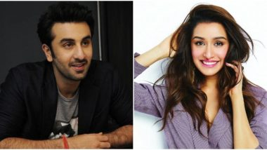 Confirmed! Ranbir Kapoor to Romance Shraddha Kapoor in Luv Ranjan's Next Holi Release, Film to Hit the Screens on March 26, 2021