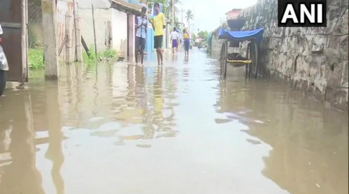 Tamil Nadu: Incessant Rainfall Causes Severe Waterlogging in Rameswaram