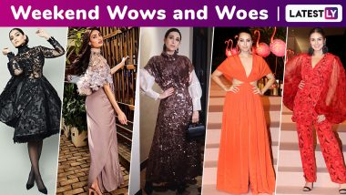 Weekend Wows and Woes: Sonam Kapoor Ahuja, Athiya Shetty, Karisma Kapoor Are Terrific, Huma Qureshi and Swara Bhaskar Are Terrible!