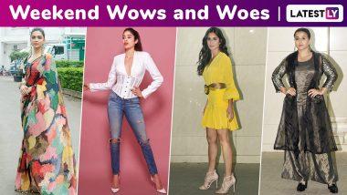 Weekend Wows and Woes: Deepika Padukone, Janhvi Kapoor, Malaika Arora Slay, Katrina Kaif and Vidya Balan Bore!