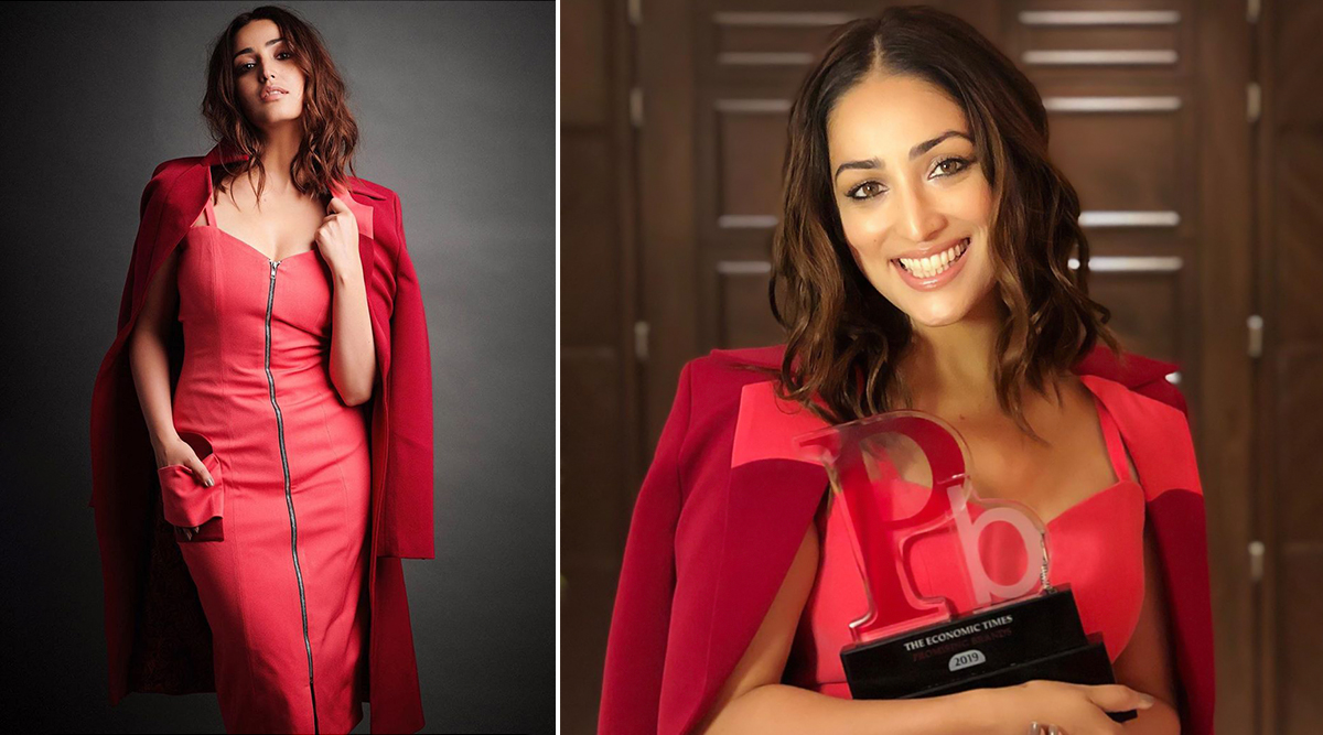 Yami Gautam in Ravishing Red Is a Little Bit of Everything – Classy and Crazy Hot!