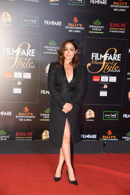 Yami Gautam at 6th Edition Filmfare Glamour and Style Awards (Photo Credits: Yogen Shah)