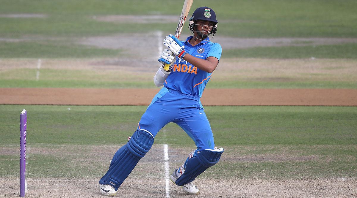 Yashasvi Jaiswal Scores 185 During Mumbai vs Pondicherry U23 CK Nayudu Trophy 2019-20 Match