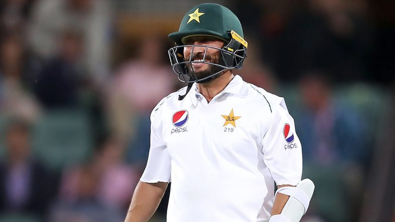 AUS vs PAK Day-Night Test Match 2019: Yasir Shah Scores Maiden Half-Century, Proves Face-Saver For Pakistan After Dismal Performance With Bowl