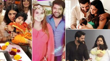 Year Ender 2019: From Ekta Kapoor, Barun Sobti To Jay Bhanushali, Kapil Sharma... Here Are 10 Actors Who Welcomed Babies This Year