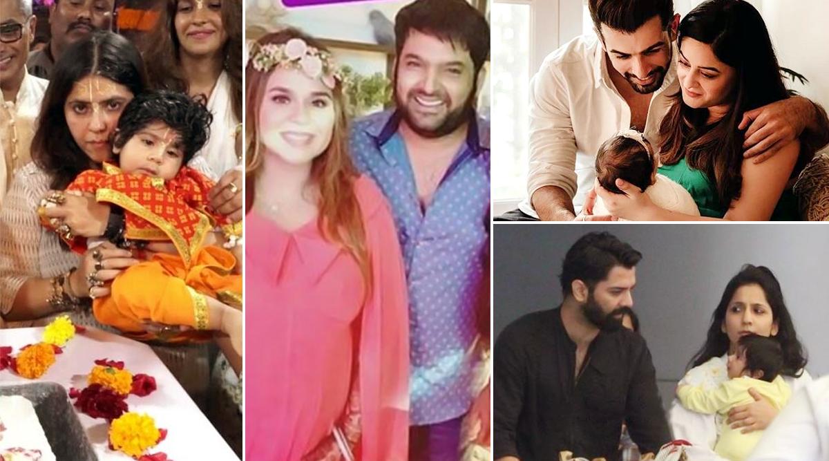 Year Ender 2019: From Ekta Kapoor, Barun Sobti To Jay Bhanushali, Kapil Sharma... Here Are 10 Actors Who Welcomed Babies This Year