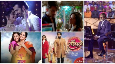 Year Ender 2019: Yeh Rishtey Hain Pyaar Ke, Chhoti Sardaarni, Kaun Banega Crorepati... Some Of The Best Shows On Television This Year!