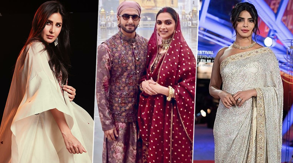 Year Ender 2019: Sabyasachi Mukherjee, Manish Malhotra to Anamika Khanna - Bollywood Designers Who Made An Impact With Their Art This Year!