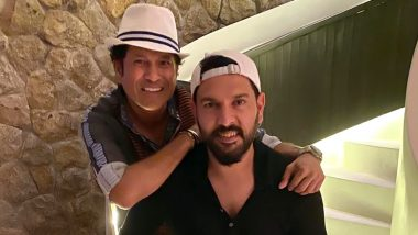 Yuvraj Singh Turns 38th! Sachin Tendulkar Leads Wishes for 'Superstar' on His Birthday (See Post)