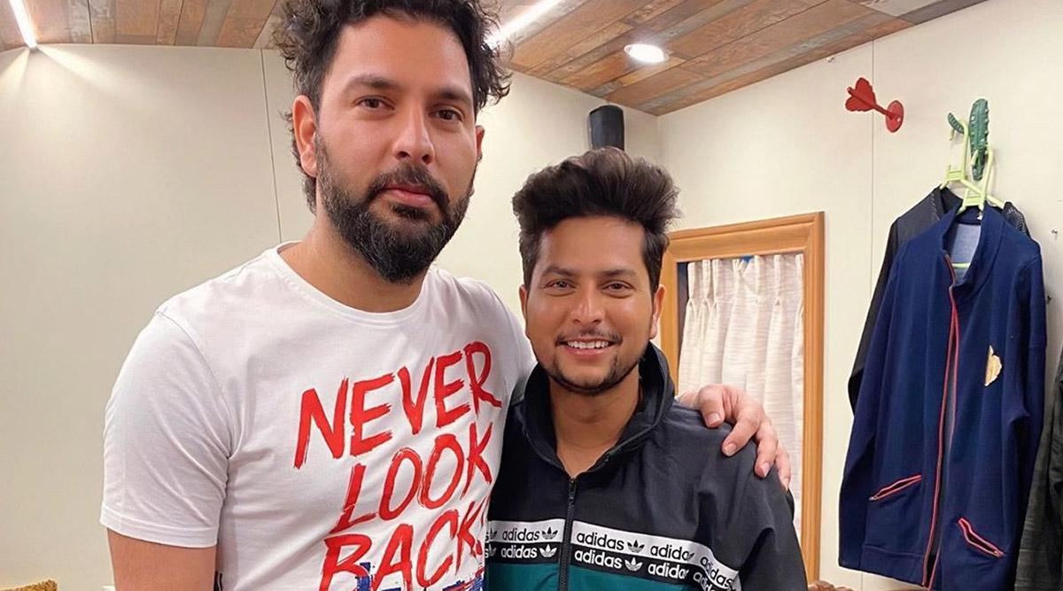 Hat-Trick Hero Kuldeep Yadav Meets Yuvraj Singh, See Instagram Post