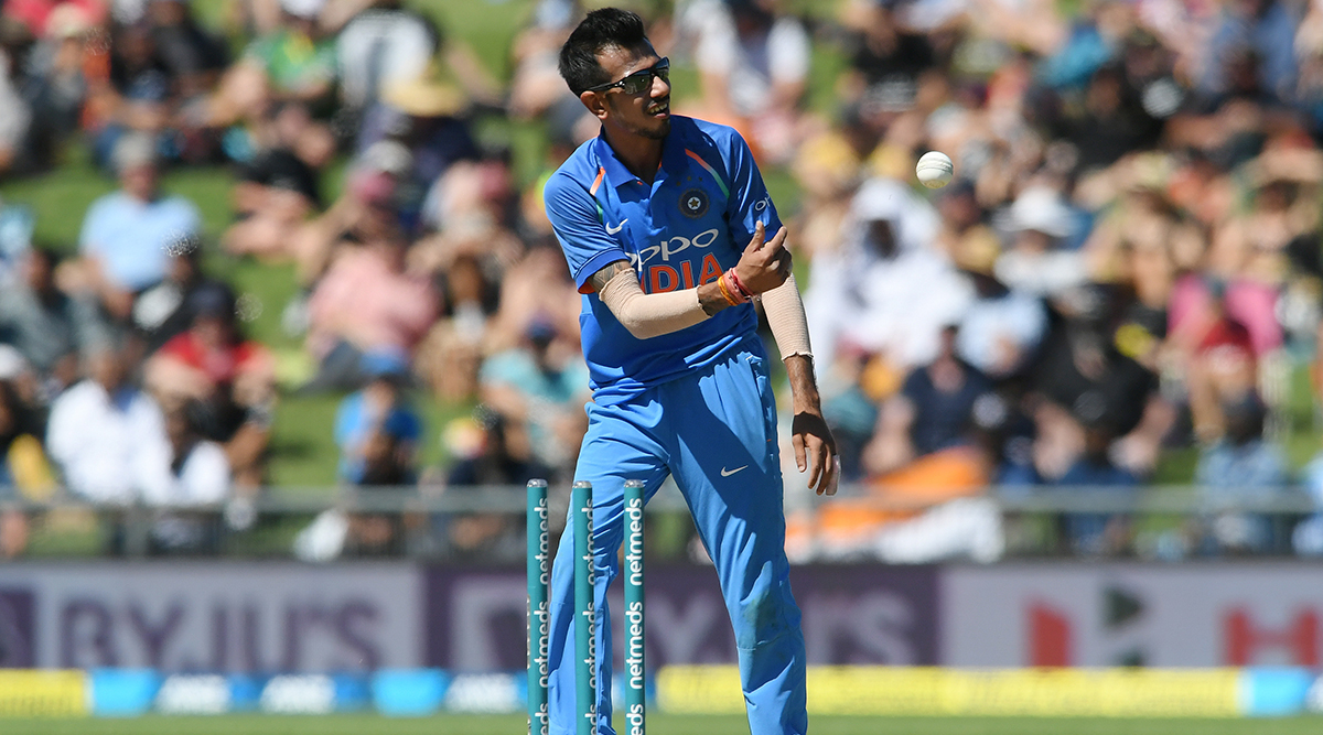 Had to Choose Between Chess and Cricket, Says RCB Bowler Yuzvendra Chahal; Credits Former Sport for Teaching him Patience