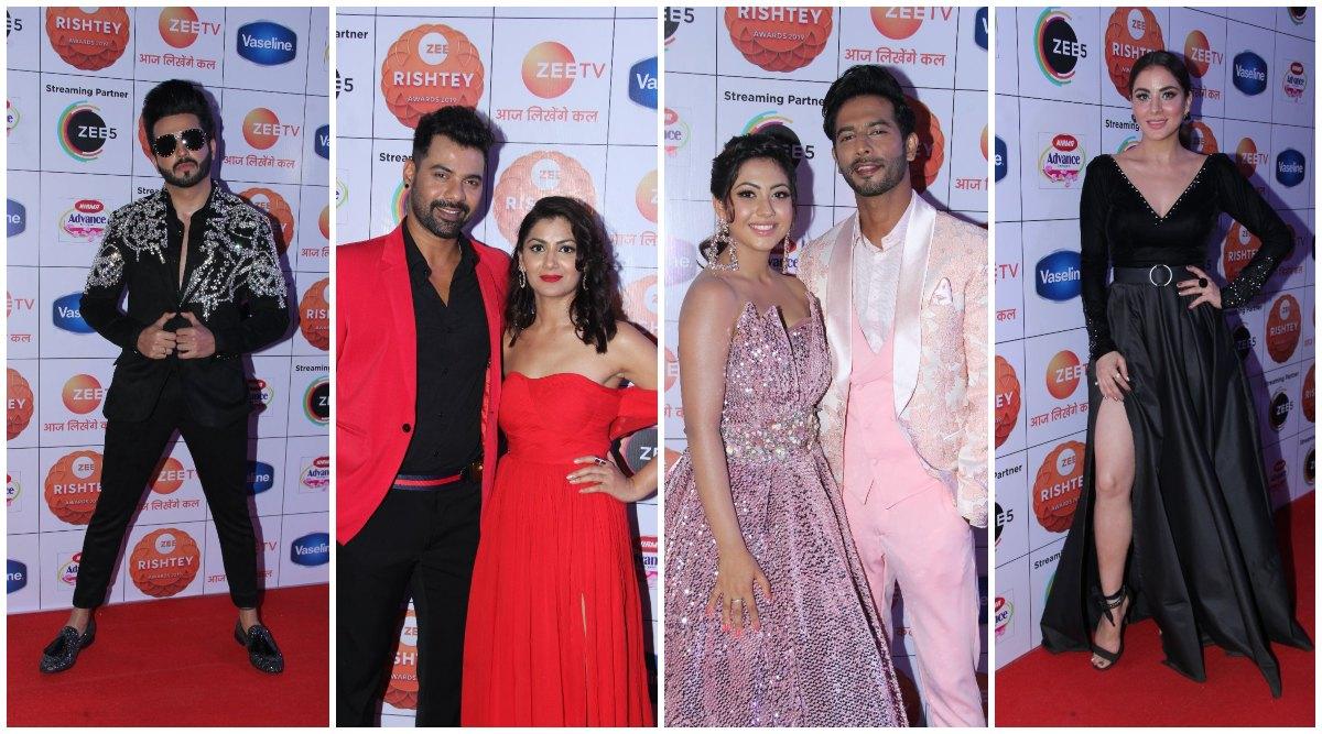 Zee Rishtey Awards 2019 Winners List: Shabir Ahluwalia, Sriti Jha, Reem Shaikh, Shraddha Arya and Dheeraj Dhoopar Take Home Trophies