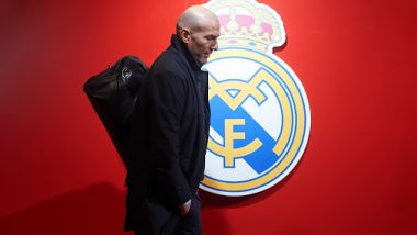 Zinedine Zidane Eliminated From UCL Knockout Stages for First Time As Real Madrid Manager, Fans Praise Pep Guardiola for Breaking the Streak