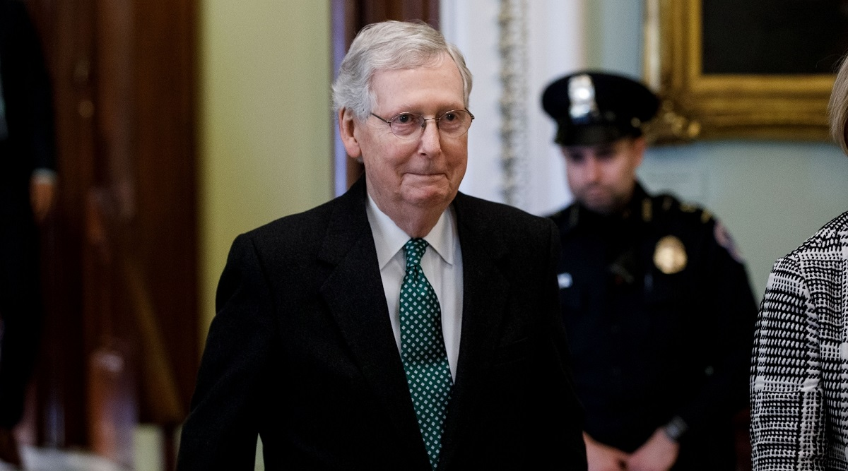 Donald Trump Impeachment: Mitch McConnell Not Ruling Out Calling Witnesses