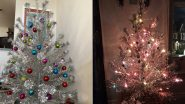 Ahead of Christmas 2019, People Share Fondest Memories of Their Childhood When They Lit Up Aluminium Trees During Holiday (View Pics)