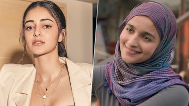 Ananya Panday Takes Inspiration From Alia Bhatt's Safeena in Gully Boy For Her Next Film Khaali Peeli
