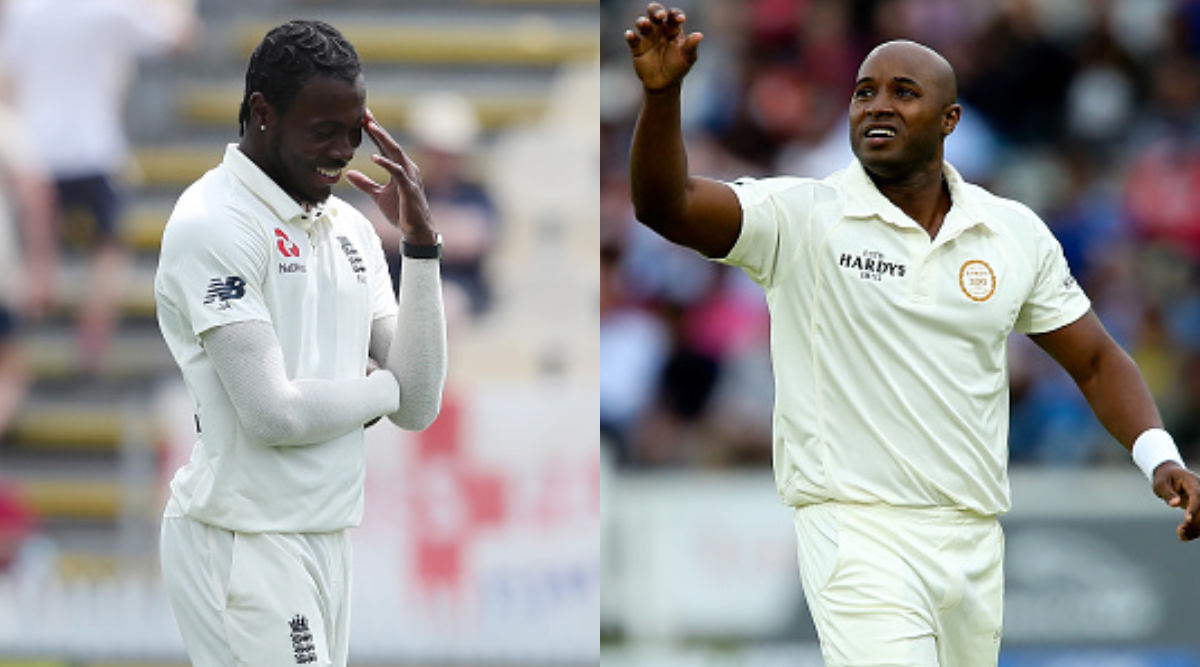 Jofra Archer and Tino Best, Former West Indies Bowler, Involve in a Twitter Spat