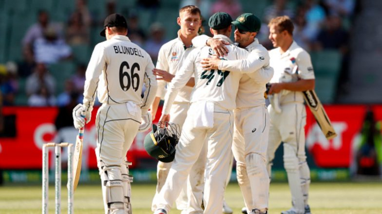 Tom Blundell Century in Vain As Australia Beat New Zealand by 247 Runs to Win the Boxing Day Test