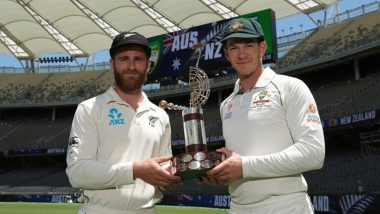 Australia vs New Zealand, 1st Test Match 2019 Day 1 Live Streaming on Sony Liv: How to Watch Free Live Telecast of AUS vs NZ Day-Night Test on TV & Cricket Score Updates in India Online
