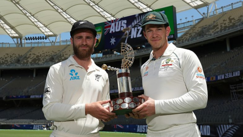 Australia vs New Zealand, 1st Test Match 2019 Day 1 Live Streaming on Sony Liv: How to Watch Free Live Telecast of AUS vs NZ Day-Night Test on TV & Online in India