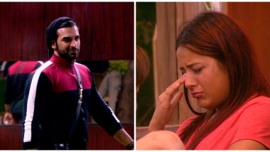 Bigg Boss 13 Day 62 Synopsis: Shehnaaz Gill Confesses Her Love For Paras Chhabra on His Sudden Exit