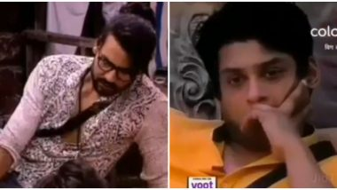 Bigg Boss 13 Day 61 Preview: Sidharth Shukla and Vishal Aditya Singh Threaten Each Other