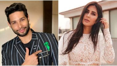 Confirmed! Siddhant Chaturvedi Teams up with Katrina Kaif for a Horror Comedy - Read Details