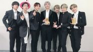 Grammys 2020: Bangtan Boys, BTS Rehearsing Hard for the Biggest Night In the Music Industry Is All Things Amazing (Watch Video)