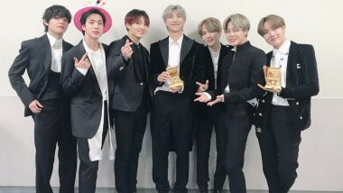 MAMA 2019: BTS Create History as the K-Pop Group Takes Home 9 Major Trophies Including Artist Of The Year