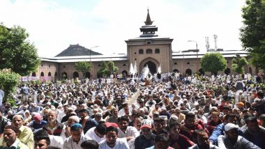 Jammu & Kashmir: Muslim Community Agrees For Demolition of 40-Year-Old Mosque in Srinagar For Development Project