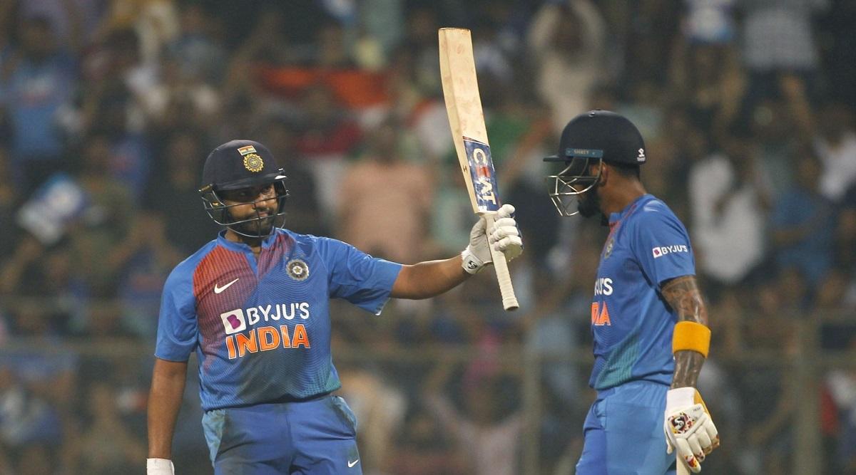 India vs West Indies 3rd T20I 2019: Rohit Sharma, KL Rahul and Virat Kohli Blitz Seals Series