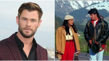 Chris Hemsworth Says Shah Rukh Khan's 'Bade Bade Deshon Mein' Dialogue and You Will Love It (Watch Video)