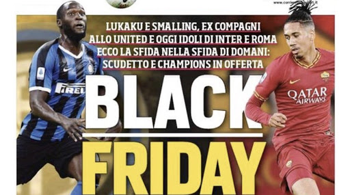 Romelu Lukaku and Chris Smalling Slam Italian Newspaper Over 'Black Friday' Headline, Serie A Clubs Inter Milan and AS Roma React To This Blunder!